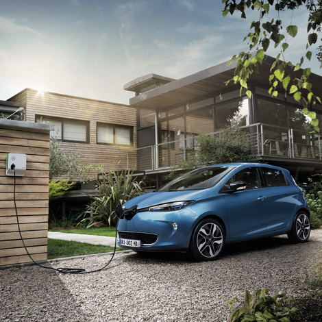 Marketing electric vehicles and deploying their charging infrastructures